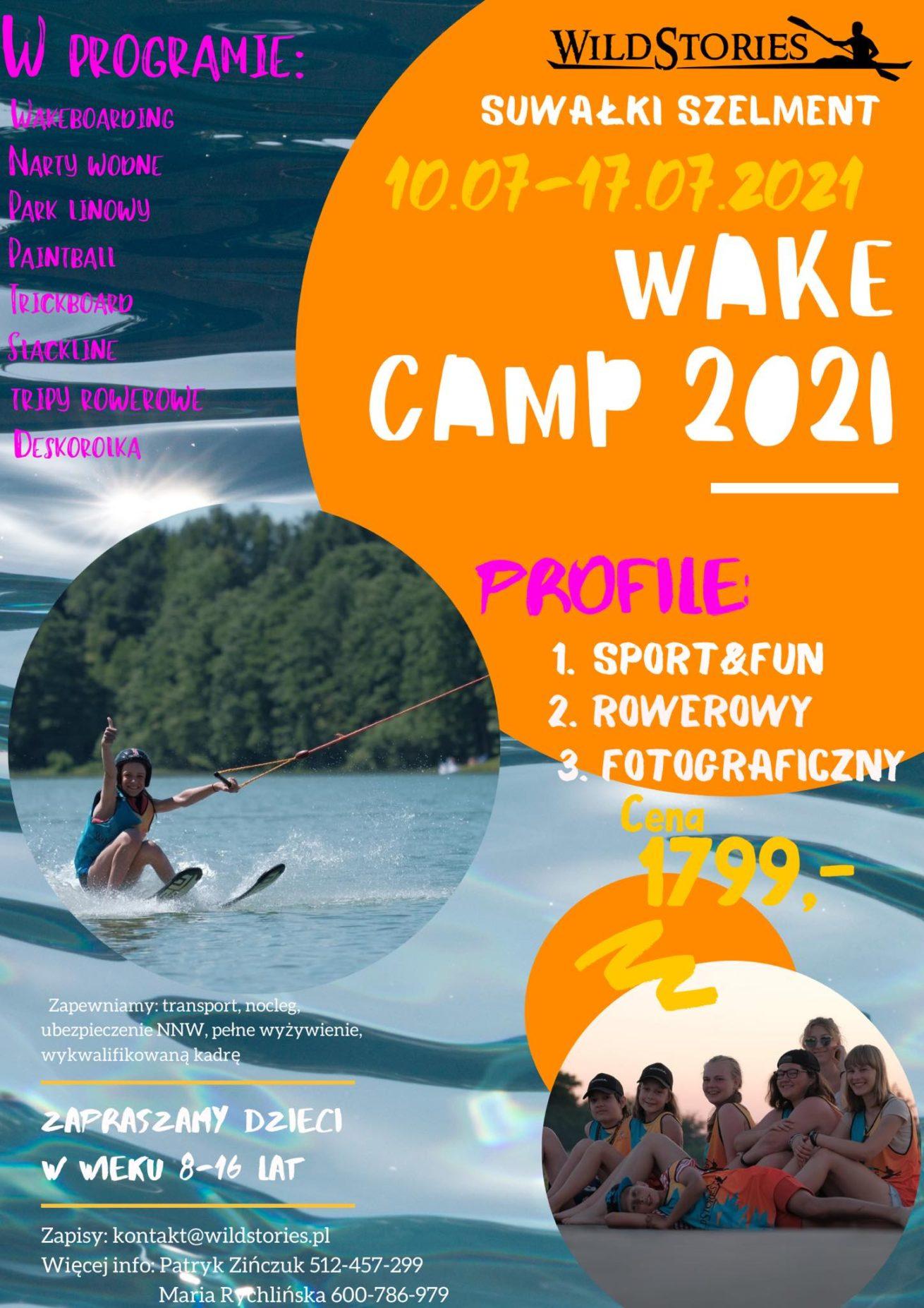 Wake Camp 2021