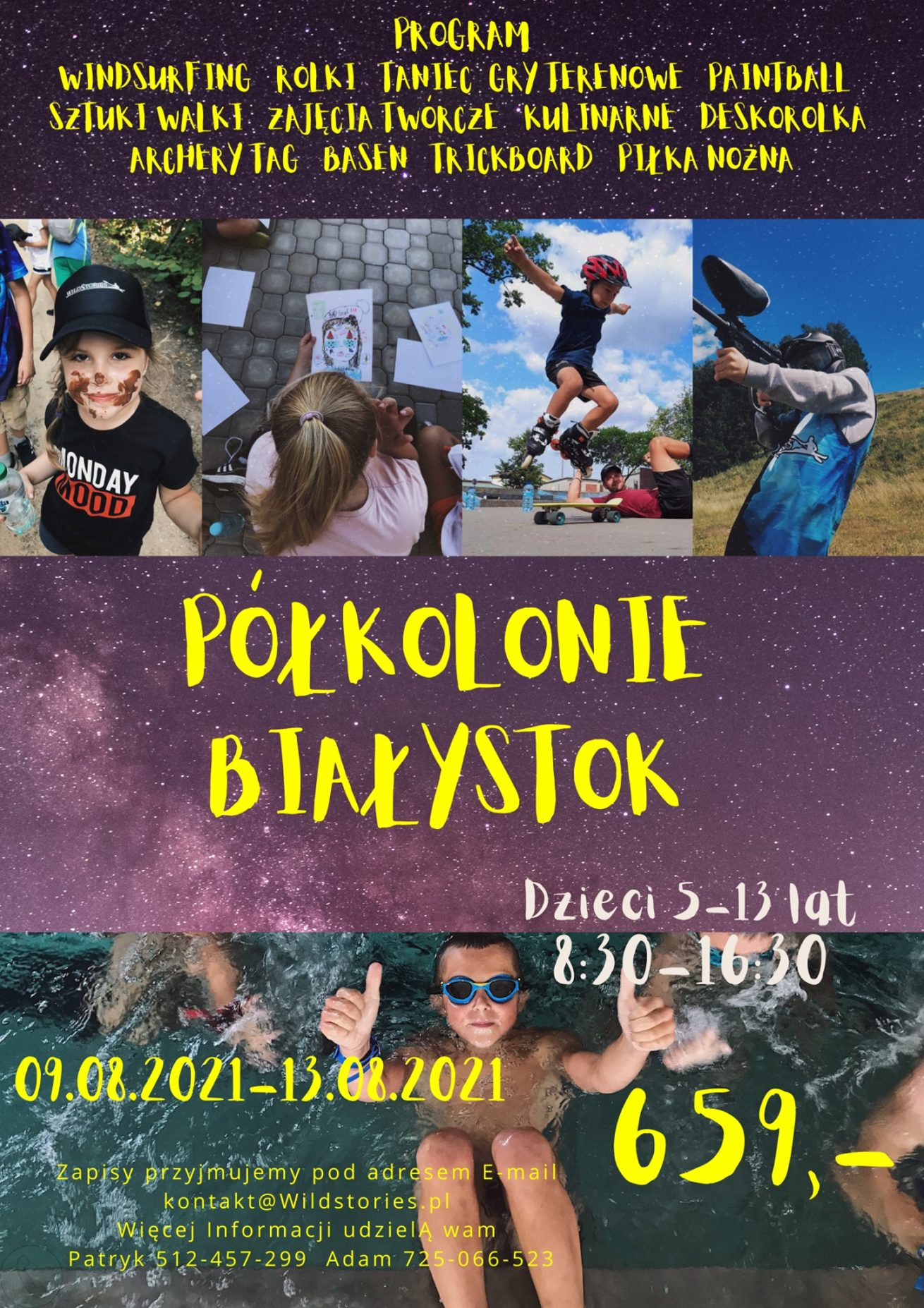 Półkolonie Białystok